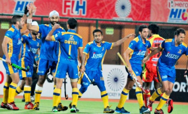 #1 Jaypee Punjab Warriors