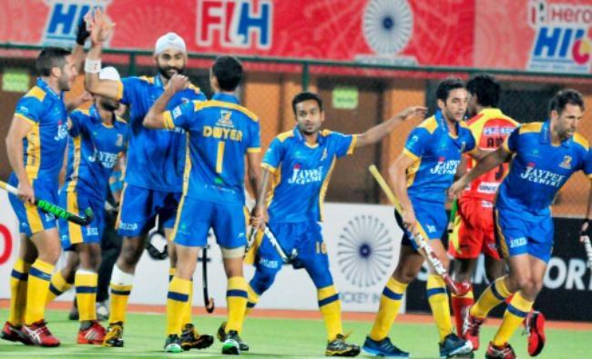 #1 Jaypee Punjab Warriors
