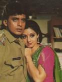 Sridevi & Mithun Chakraborty
