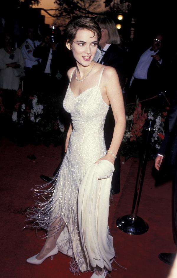 Winona Ryder at the 1994 Oscars