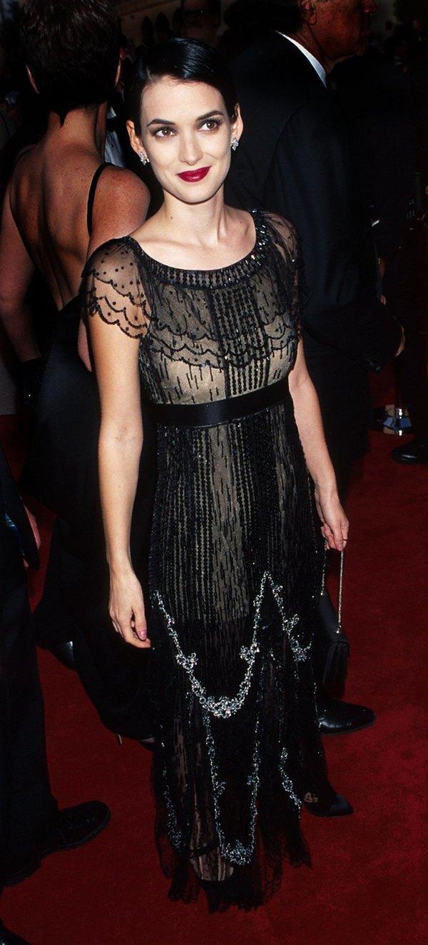 Winona Ryder in 1997