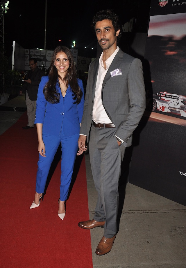 The 6th Top Gear Awards not only awarded the best of the best in the world of cars and bikes, but was a glitzy evening attended by BTown's glam babes and hunks. Here's a look at all the celeb action from the event.