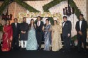 Suresh Kalmadi at Ahana Deol's Delhi wedding reception