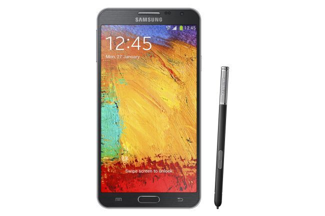 Samsung Galaxy Note 3 Neo comes with a 5.5-inch HD Super AMOLED display with a resolution of 1280 x 720 pixels.