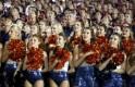 Auburn Tigers cheerleaders