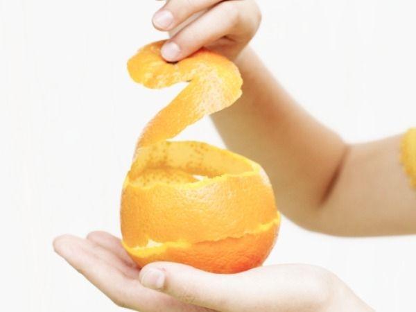Skincare Tips: 20 Tips to Get Marks Free Skin Orange Peels
