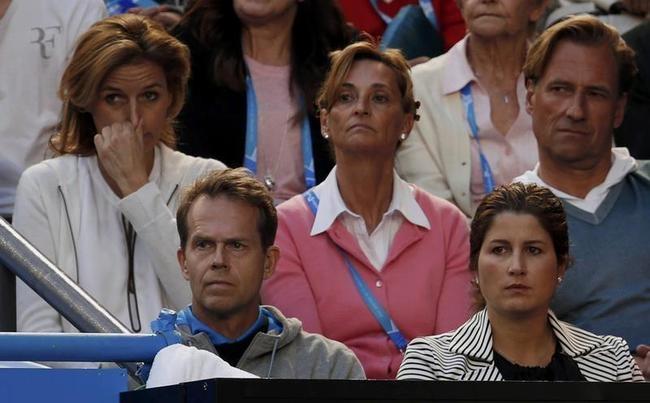 Federer camp