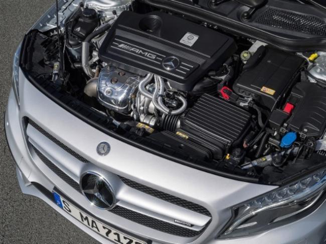 2014 Mercedes-Benz GLA45 AMG