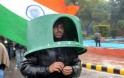 AAP's Loyal Supporters Brave Harsh Weather: PICS