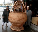 Huge Kangri Firepot Made In Kashmir