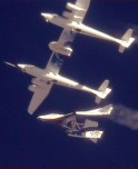 Virgin Galactic Spaceship Makes Third Powered Test Flight