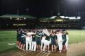Australian Team Parties All Night at SCG