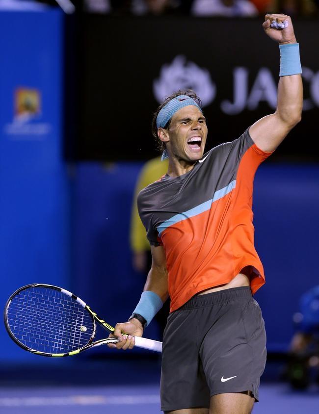 Nadal Wins Against Federer