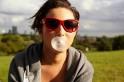 Chew gum