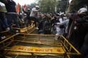 Delhi Police-AAP Clash
