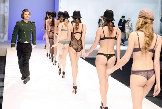International Lingerie Exhibition in Paris