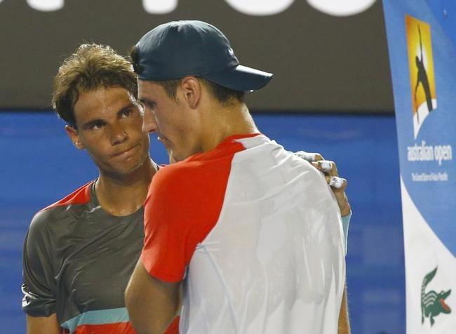 Rafael Nadal Wins