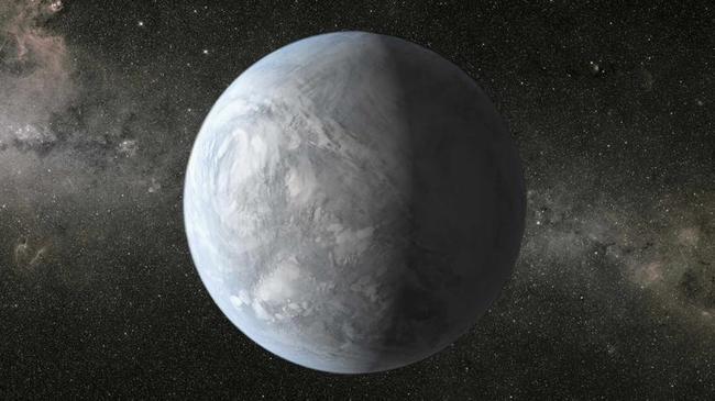 Kepler-62f: A super-Earth-size planet