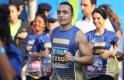 Rahul Bose at Mumbai Marathon 2014