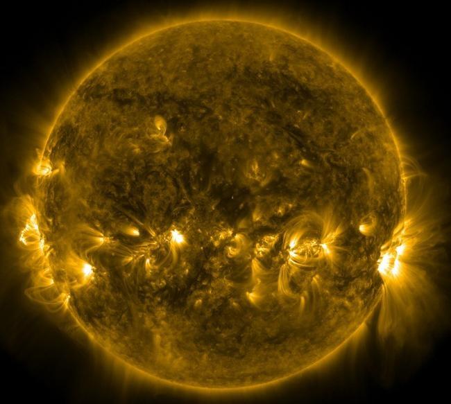 Upper transition region of the Sun