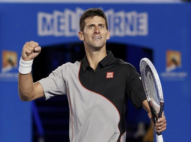 Novak Djokovic won the fourth set 6-3