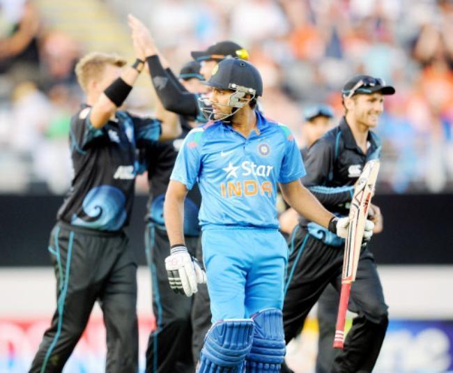 Roit Sharma Fell for 39