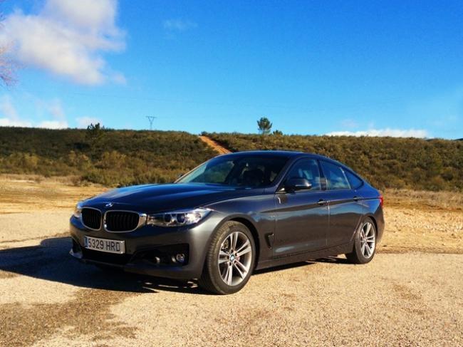 2014 BMW 3-series GT