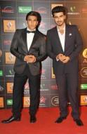 Ranveer Singh and Arjun Singh