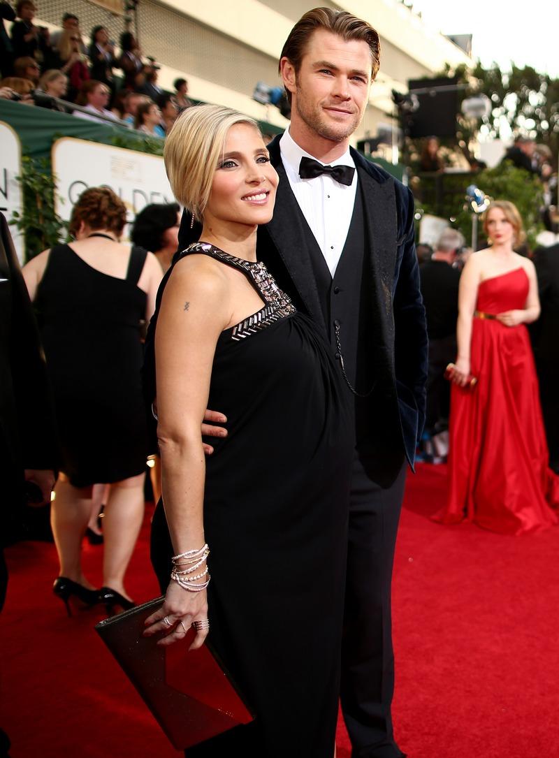 Chris Hemsworth & Elsa Pataky