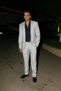 Abhijeet Sawant at Amita Pathak and Raghav Sachar's wedding