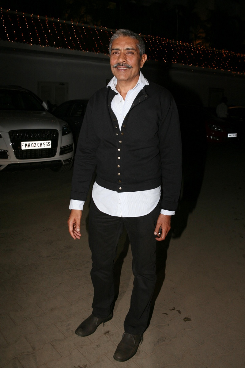 Prakash Jha at Amita Pathak and Raghav Sachar