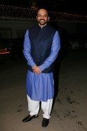 Rohit Shetty at Amita Pathak and Raghav Sachar's wedding