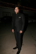 Viveik Oberoi at Amita Pathak and Raghav Sachar's wedding