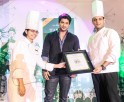 Siddharth Shukla gives award for Bakery (South): The Oberoi Patisserie and Delicatessan