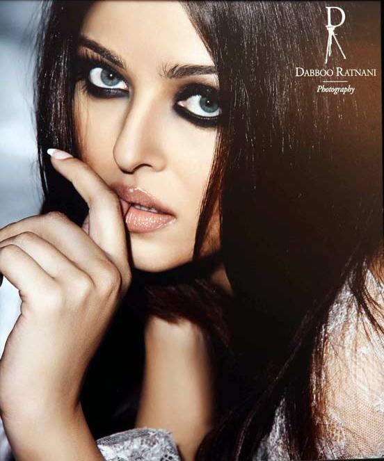 Aishwarya Rai Bachchan in Dabboo Ratnani calendar