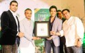 Tushar Kapoor gives award for Best Mexican Casual Dine (Suburbs): Sancho's