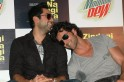 Abhay Deol and Hrithik Roshan