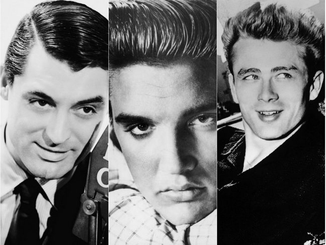 This year, the retro cuts make a comeback in men's fashion. The legendary actors who made their haircuts a rage back then will now be in vogue too. GQ India tells us how to pull off a Cary Grant side sweep or the celebrated Elvis pompadour.