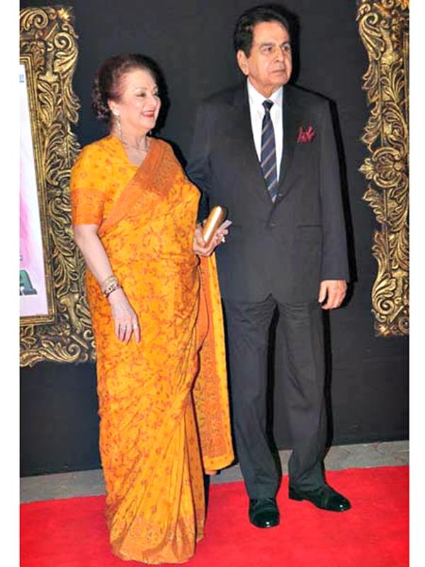 Dilip Kumar & Saira Banu