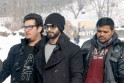 Shahid Kapoor in Kashmir