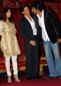 Aishwarya Rai Bachchan, Hrithik Roshan with Sonu Sood