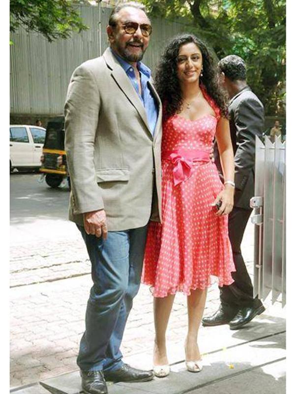Kabir Bedi & Parveen