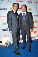 Times Group MD Mr Vineet Jai, Tarun Rai on the red carpet