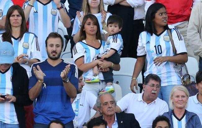 Argentina v Switzerland: Round of 16 - 2014 FIFA World Cup Brazil