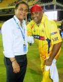 Chennai Super Kings v Rajasthan Royals - IPL