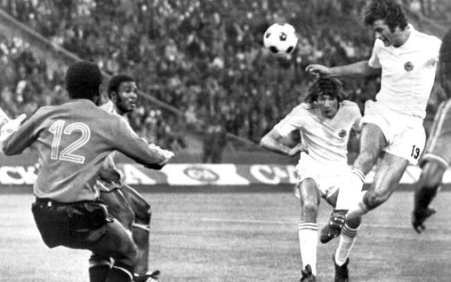 Yugoslavia 9 Zaire 0 (1974)
