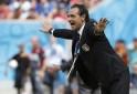 Italy's coach Cesare Prandelli