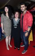 Rima Jain, Arjun Kapoor and Anshula Kapoor