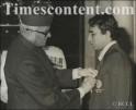 Sunil Gavaskar-Neelam Sanjiva Reddy