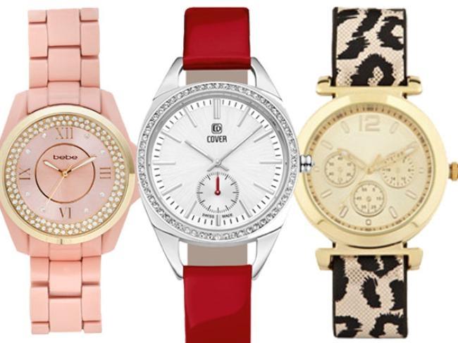 Waterproof watches